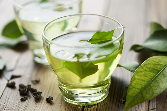 3. Drink 2-4 Cups of Green Tea (Decaffeinated if You Must) a Day
