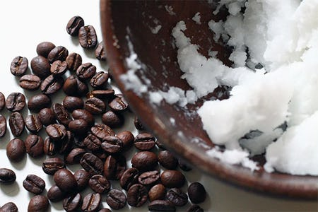 coconut oil in coffee benefits