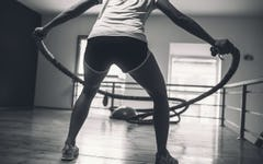 6 Benefits of Battle Ropes Training