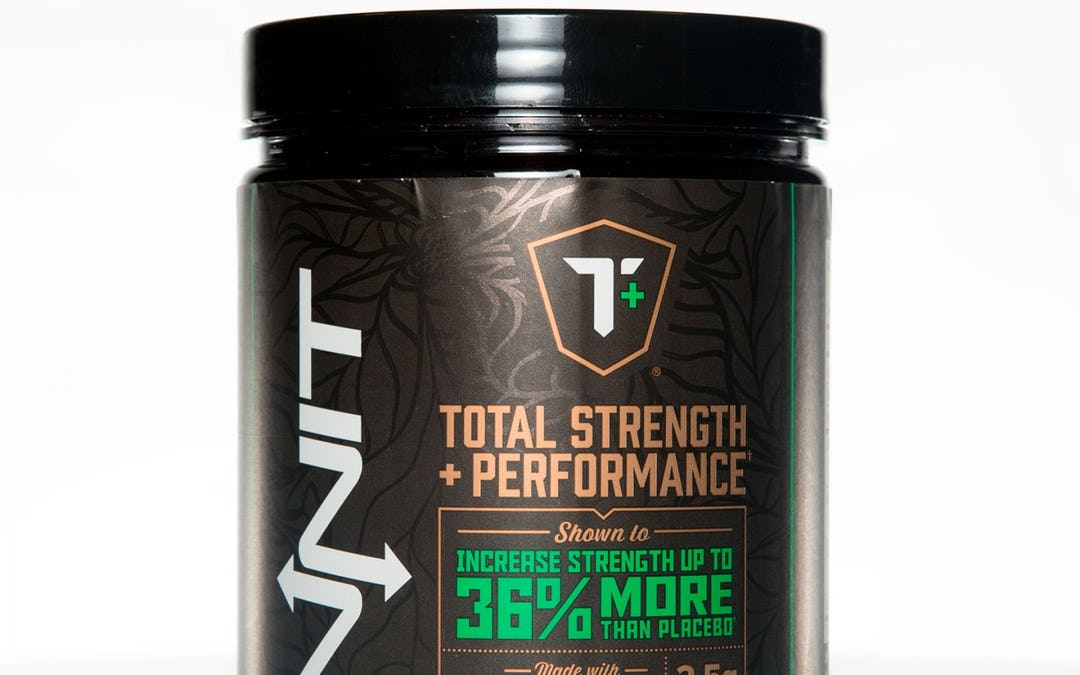 T+ increased strength