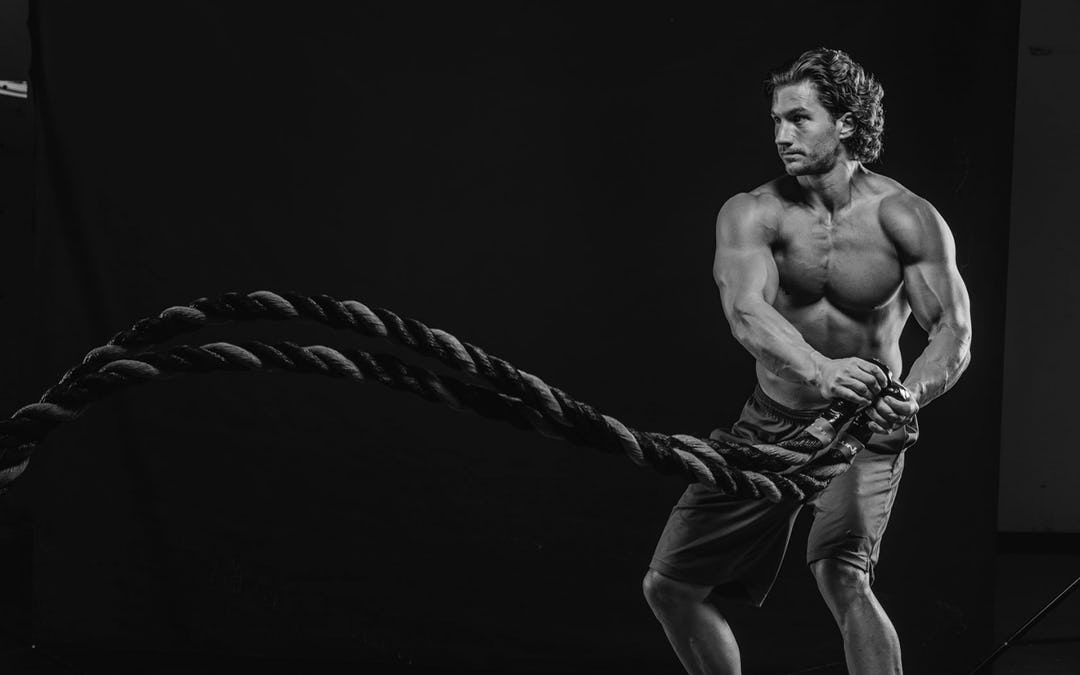 Build STRENGTH Today: Battle Ropes for Superhero-like Strength