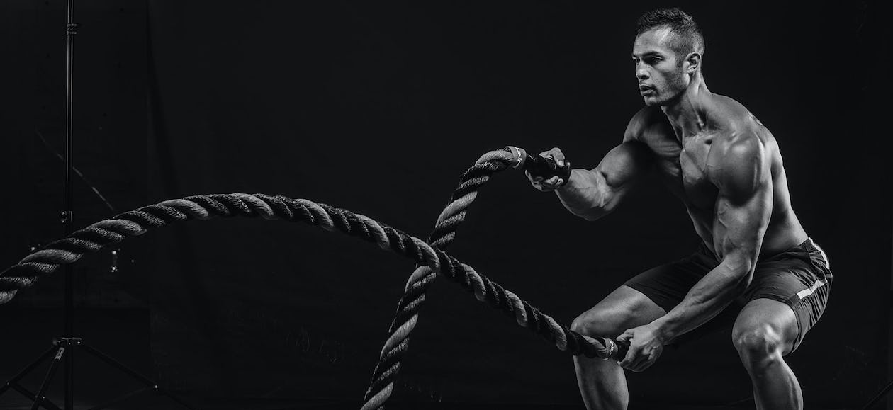 Build Superhero-like Strength with Battle Ropes
