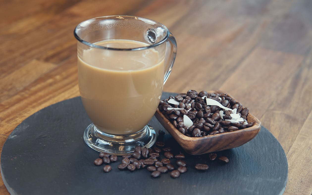 Optimized Coffee Recipe