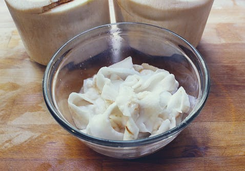 Coconut Emulsified MCT Yogurt