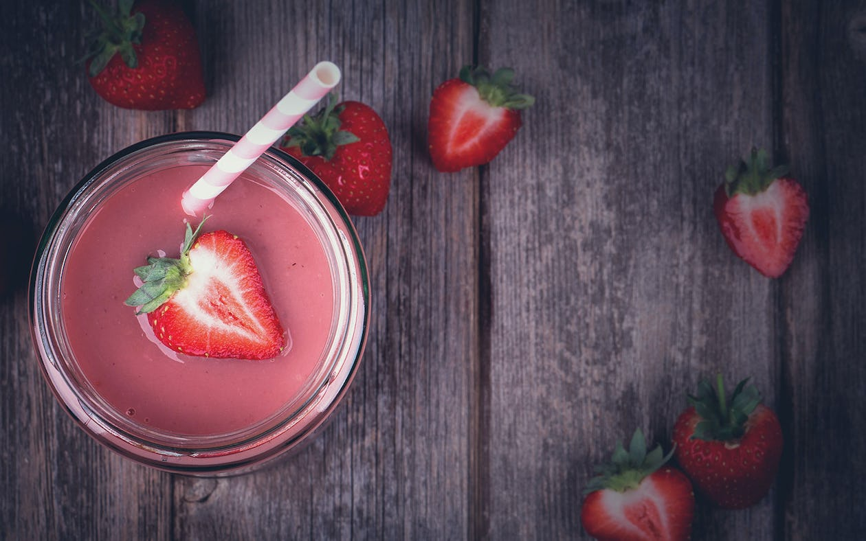 Strawberry Emulsified MCT Recipes