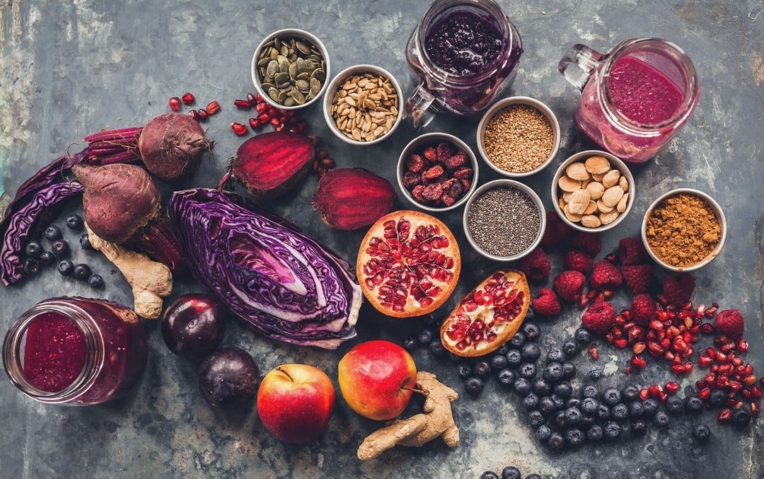 Are Antioxidant Foods Hurting Your Workout Program?