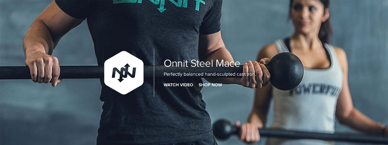 3 Ways to Start Programming Your Steel Mace Workout
