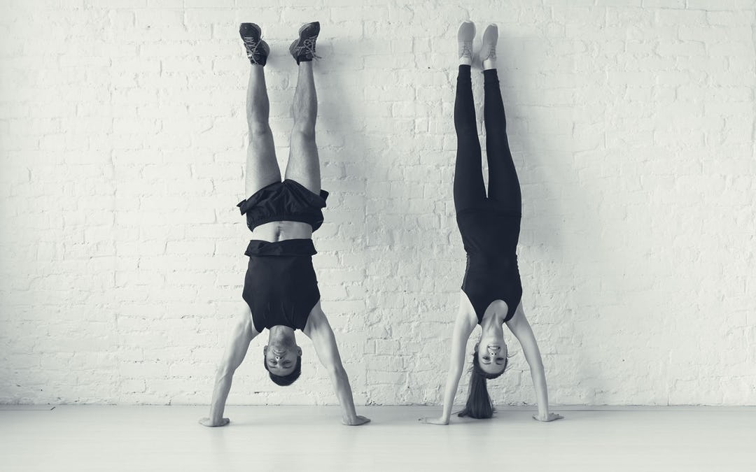 f82c821418ec How to Get Into a Handstand with More Confidence and Ease | Onnit ...