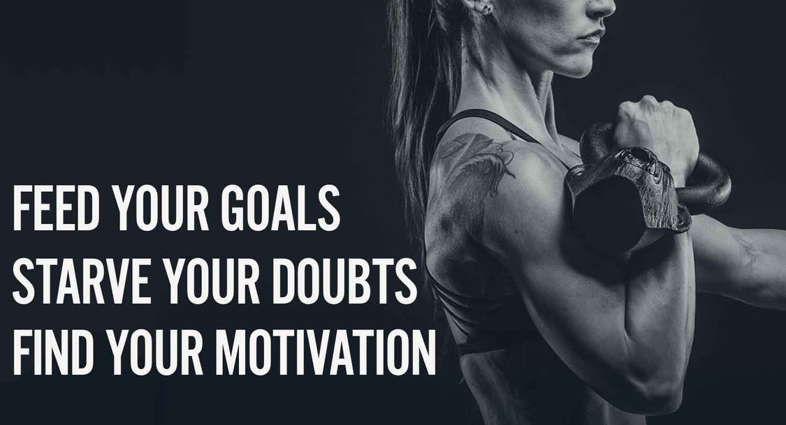Finding Workout Motivation: How to Stop Saying No to Your Goals