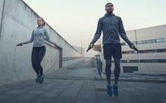 4 Week Jump Rope Workout Challenge