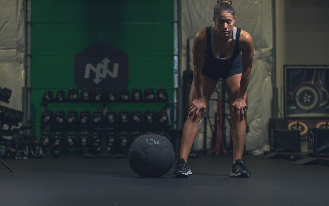 Benefits of Medicine Ball Training