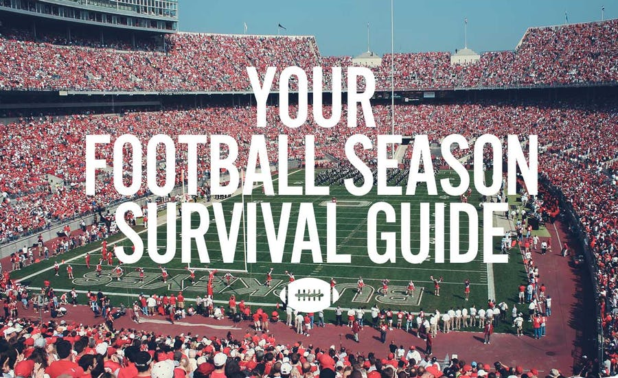 Your Football Season Survival Guide