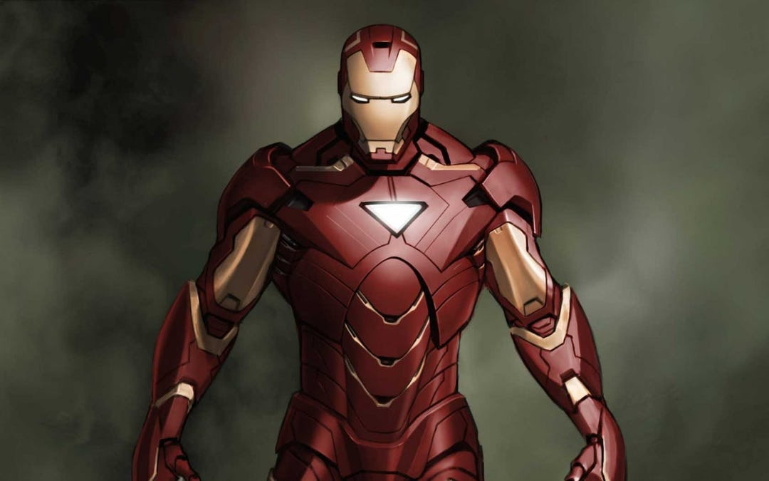 Superhero Workout Series: Rebuild Your Body Like Ironman