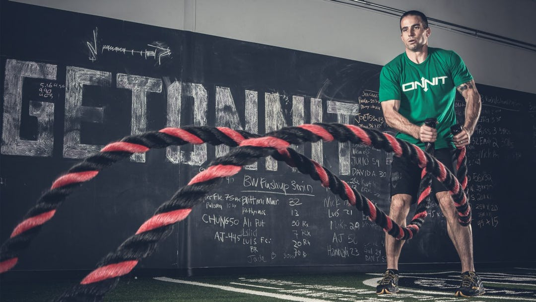 Inside The Onnit Academy: Meet Aaron Guyett