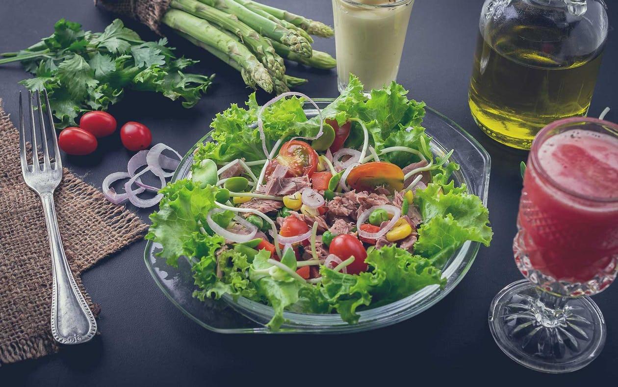 Série de résolutions du Nouvel An: Plan de perte de graisse nutritionnelle de 12 semaines, partie 1