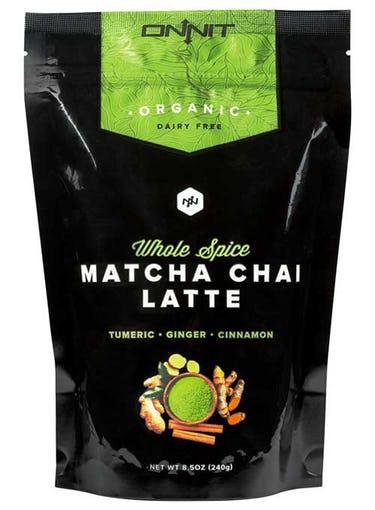 Onnit Matcha Chai Latte Tea