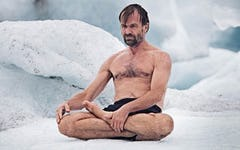 The Iceman Cameth – The Day Onnit Chilled Out with the Wim Hof Method