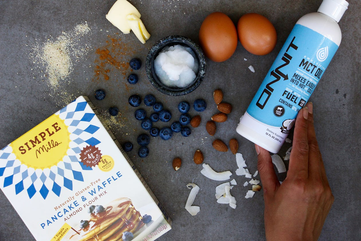 Paleo-Friendly Almond Flour Pancake Recipe