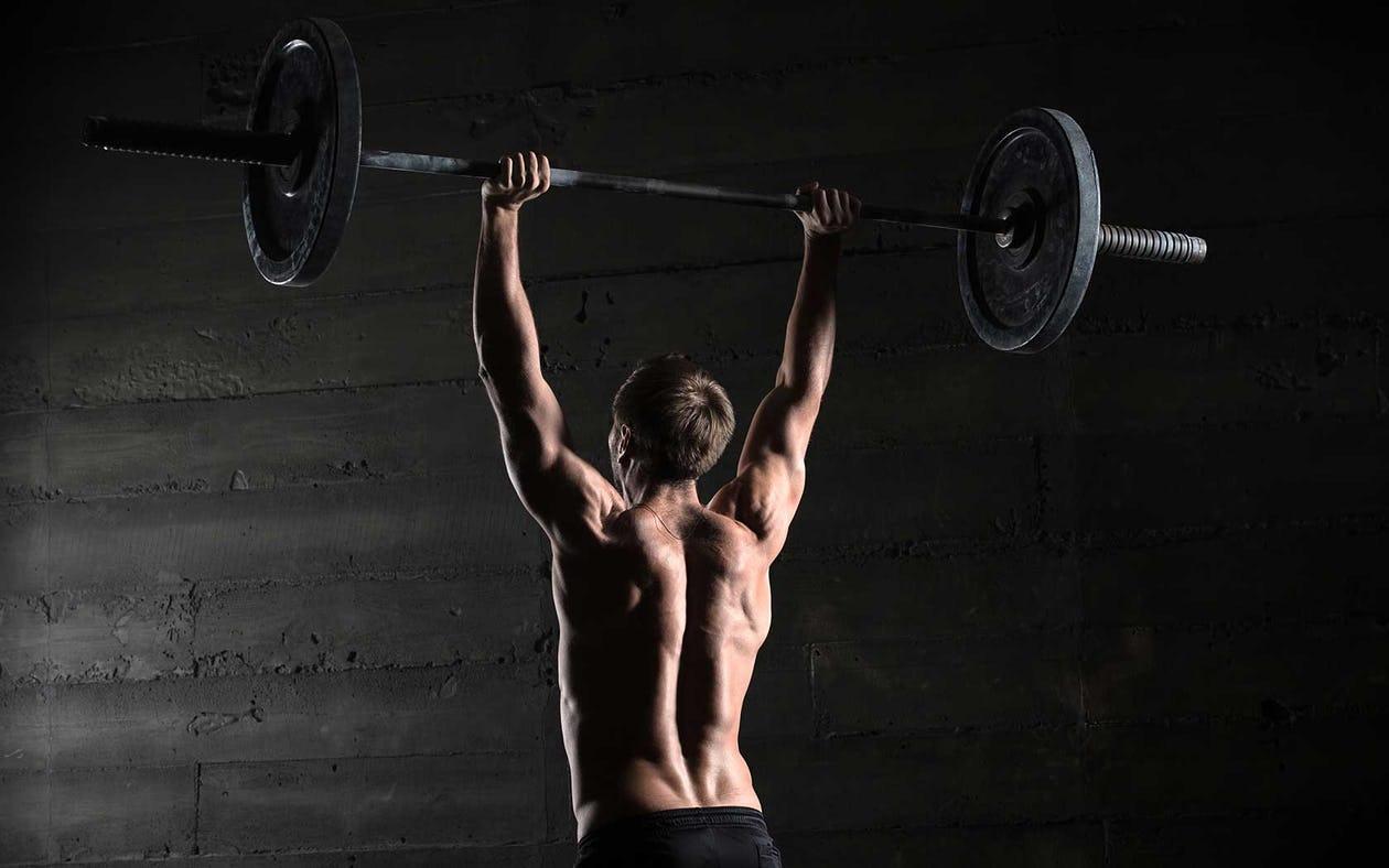 What is Crossfit Shoulder?