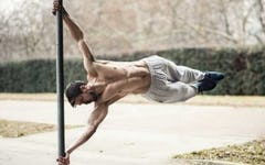 So You Want To Do a Human Flag?