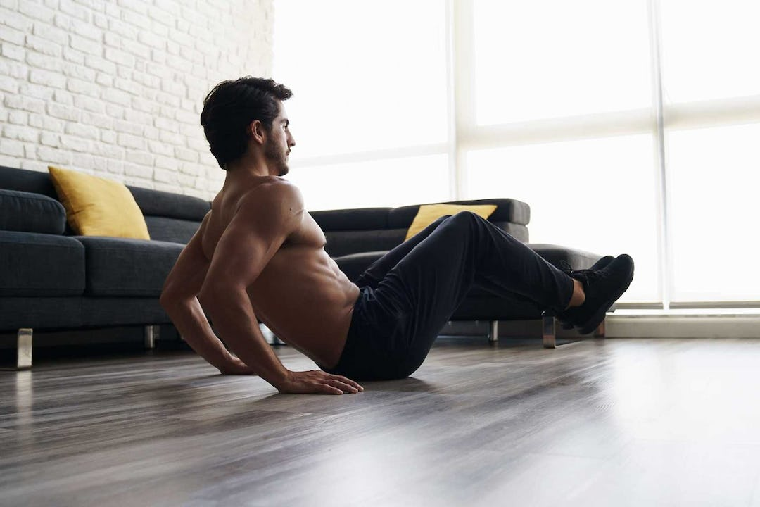 15 Minute Bodyweight Workout for Your Active Rest Day