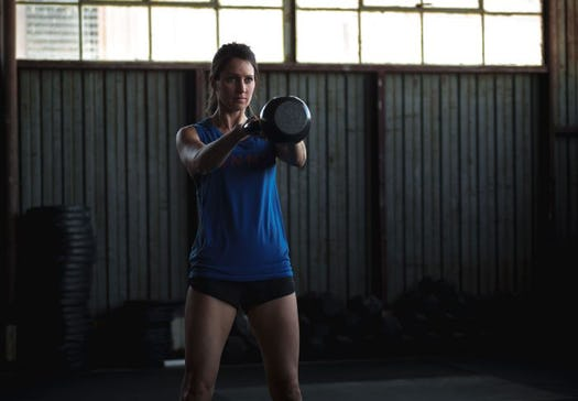 Kettlebell Swings: The 1 Exercise That Fixes 99 Problems