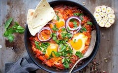 Like Poached Eggs? Try Our Shakshuka Recipe