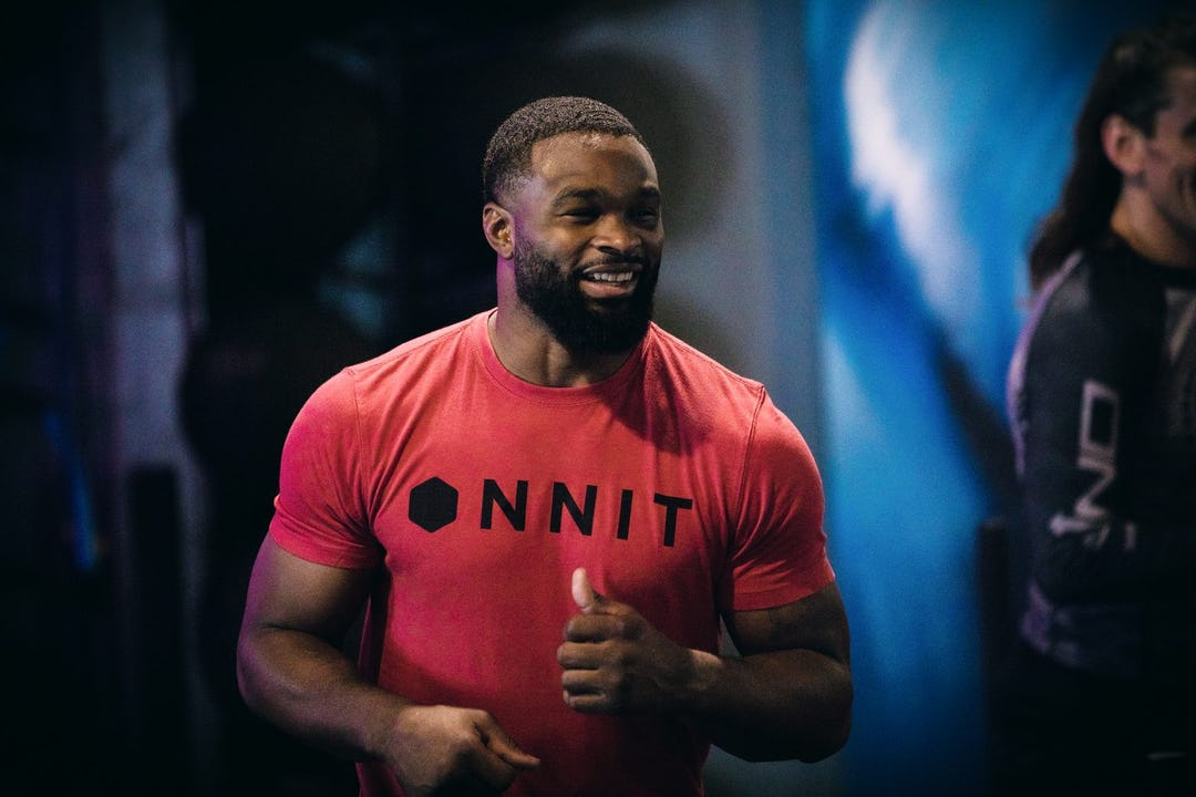 Tyron Woodley is Onnit