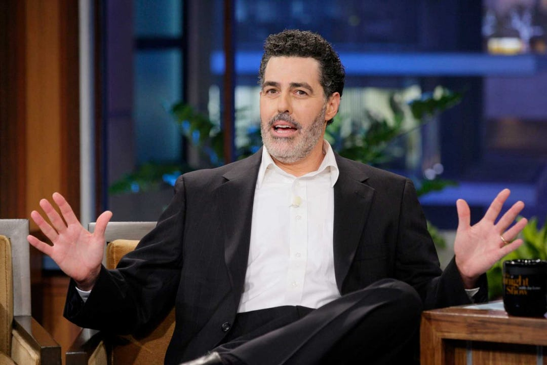 """""""Abandon Your Dreams"""" — Adam Carolla and his Guide To Success and Happiness"""