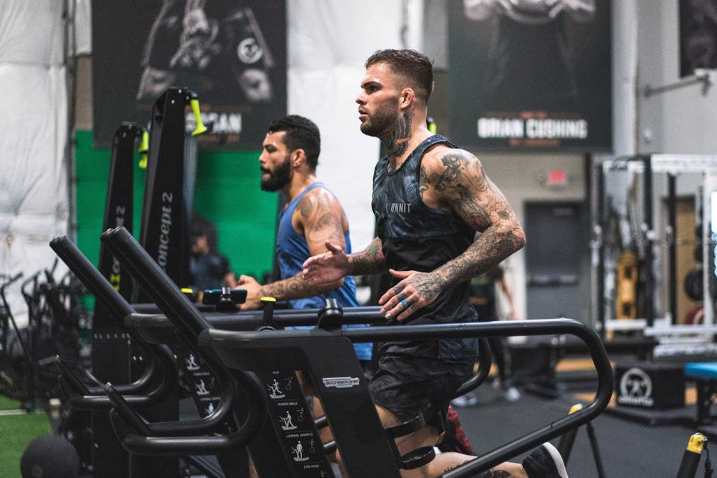 No Love Returns: Q&A With Cody Garbrandt