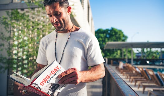 Owning The Day: A Conversation With Aubrey Marcus