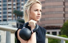A Beginner's Guide to Kettlebells