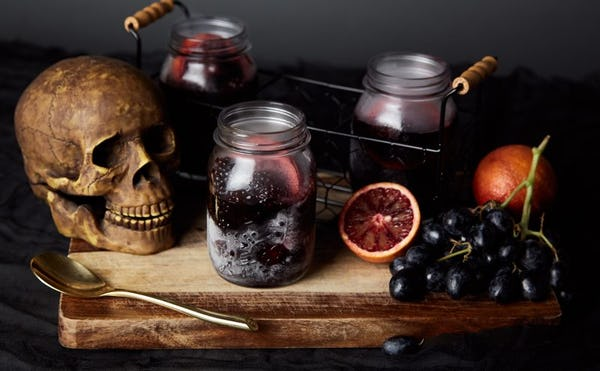 Black Blood Witches' Brew