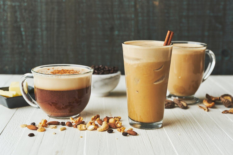 Super Shroom Latte