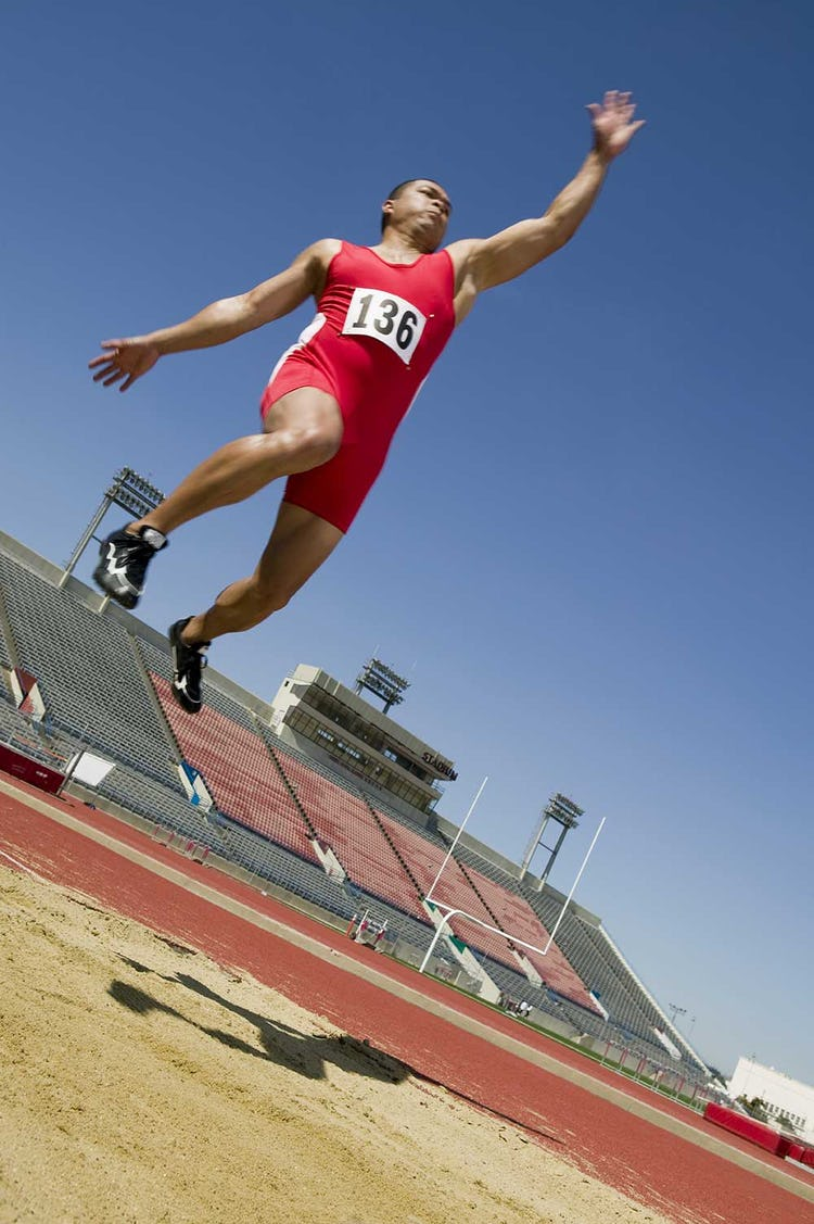 How to Jump Higher: 5 Exercises to Improve your Vertical