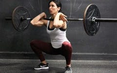 Front Squats vs. Back Squats