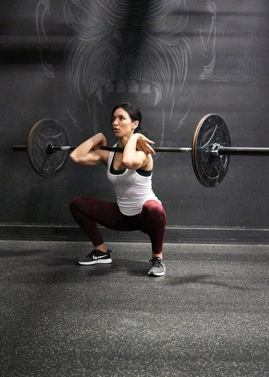 19a65685b56d88 Front Squats vs. Back Squats  Everything You Need To Know For Building  Muscle