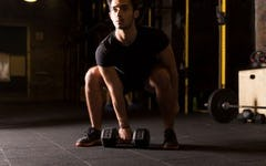 How to Do The Dumbbell Snatch For Huge Gains