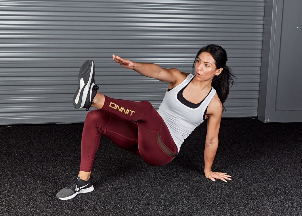 Burn Belly Fat With These 3 Great HIIT Workouts For Women