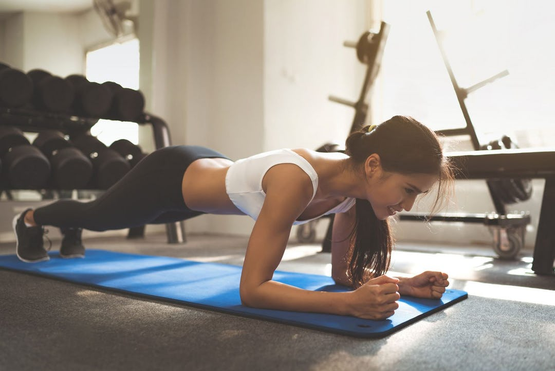 Plank Jacks: How To Do Them & Why Your Workout Needs Them