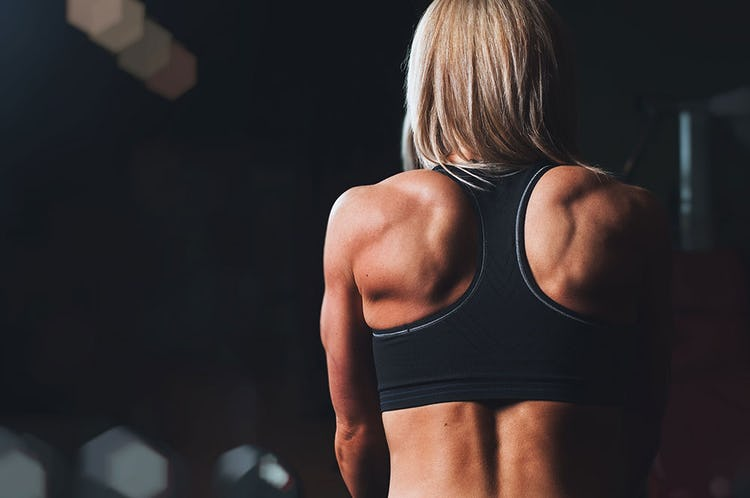 Get Toned with The Best Full-Body Workouts for Women at the Gym or at Home