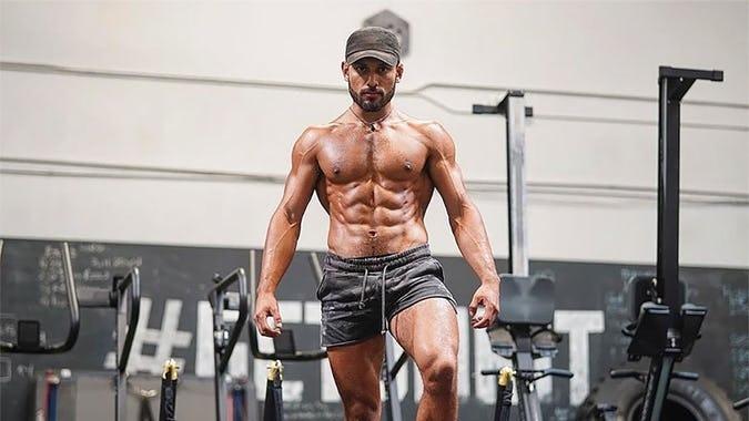 How Eric Leija Became The Primal Swoledier