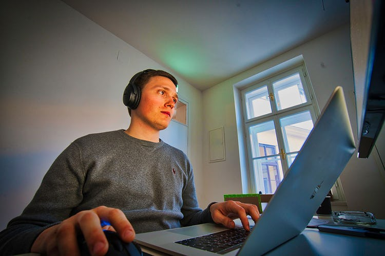 Binaural Audio: Music for Increased Concentration and Relaxation