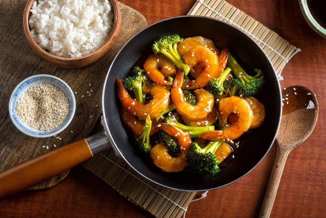 Shrimp Stir-Fry Recipe