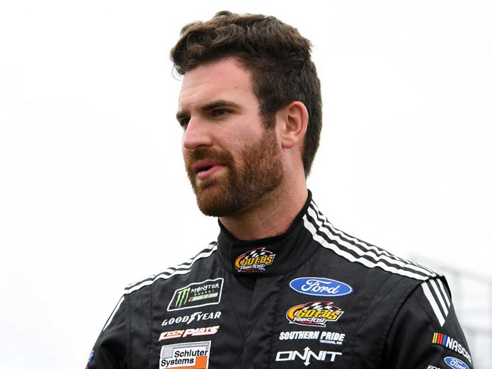 """100 Gs Will Ring Your Bell"" – Interview with NASCAR's Corey LaJoie"