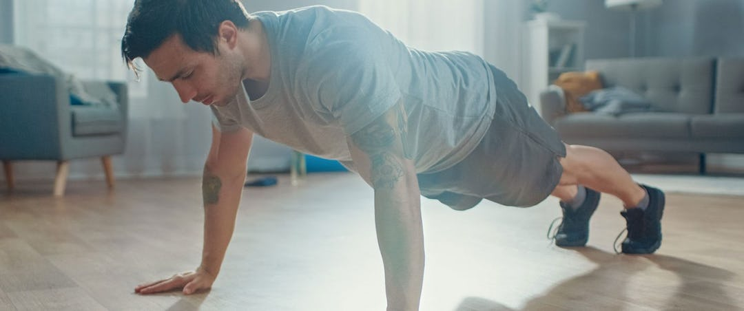4 Full-Body At-Home Workouts for Getting & Staying Fit