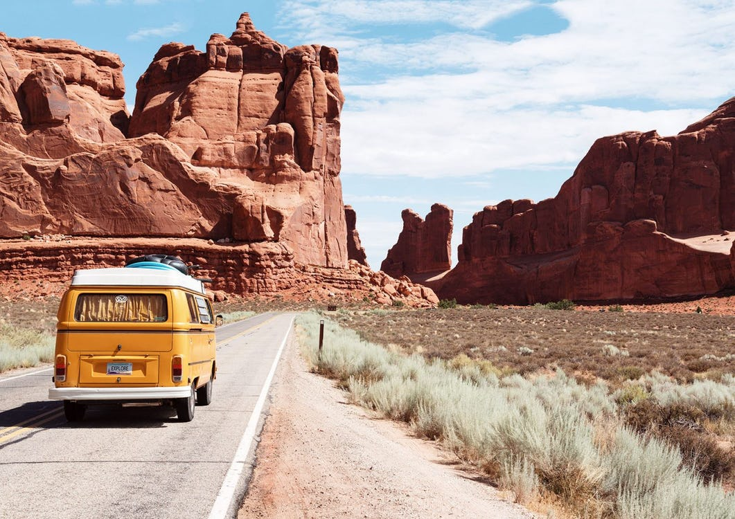 Healthy Snacks & Foods for Road Trips, Camping & Hiking