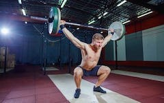How To Do The Power Snatch Like A CrossFit Pro