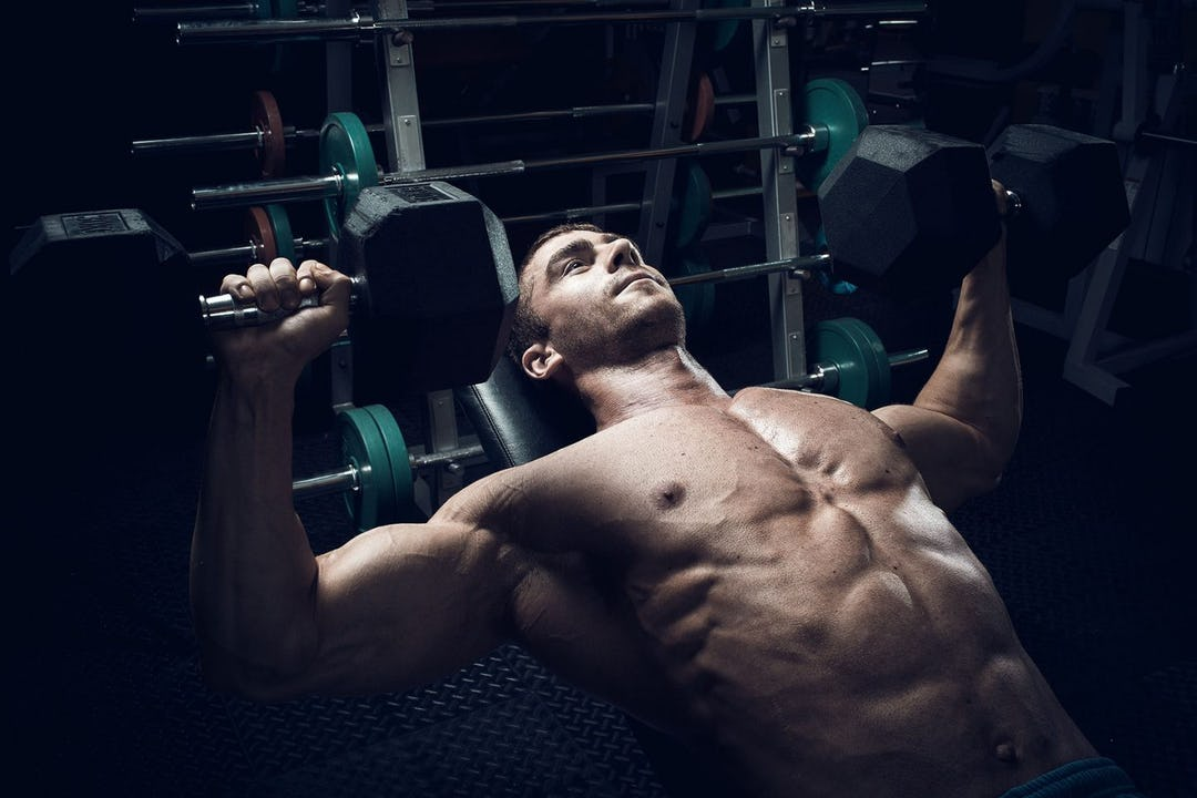3 Killer Chest & Back Workouts For Building Muscle